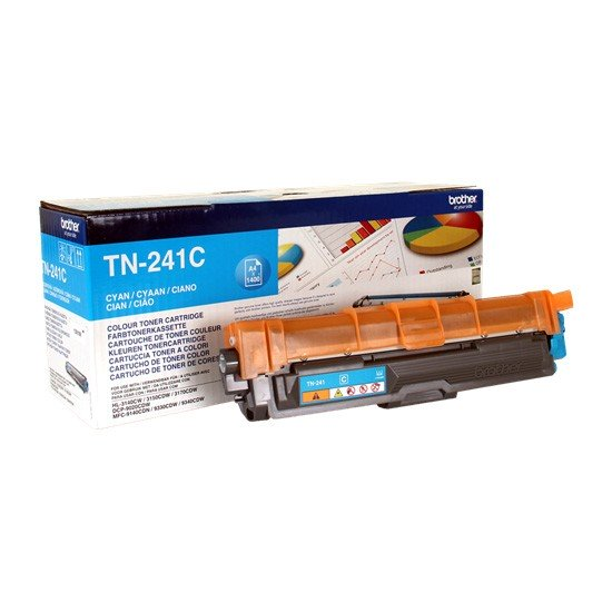 Brother TN-241C Toner Original Cian