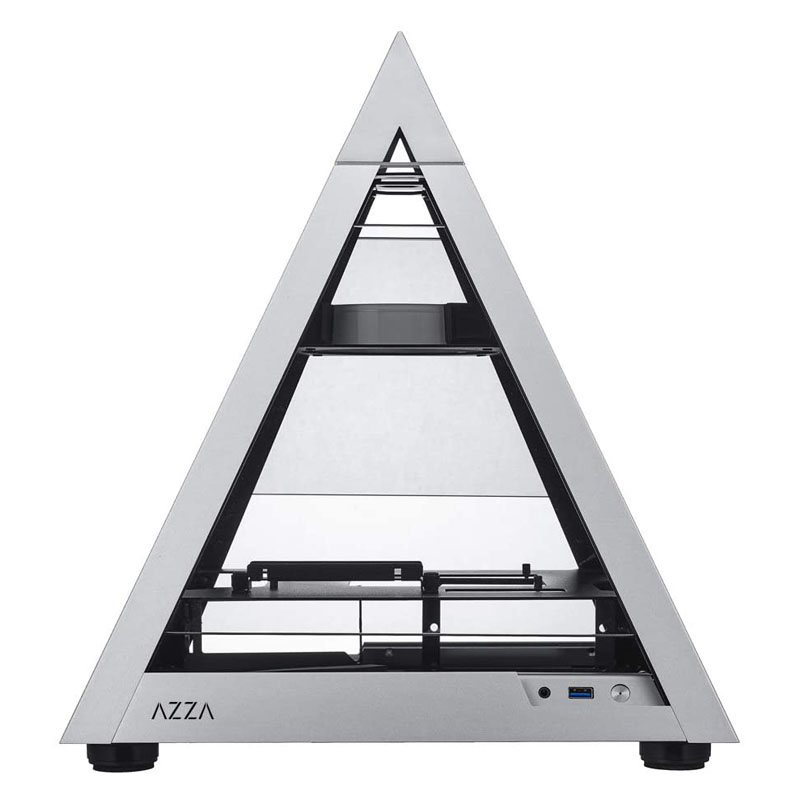Caja Mini-ITX AZZA Pyramid Mini 806