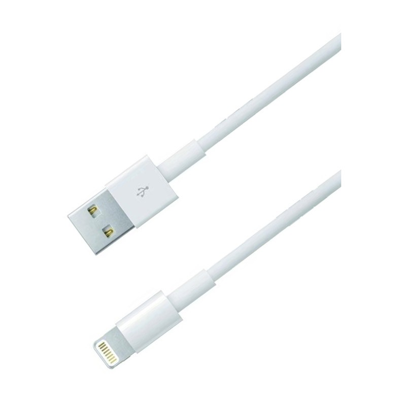 Cable USB a Lightning MediaRange (iPhone 5 / 6) 1 metro