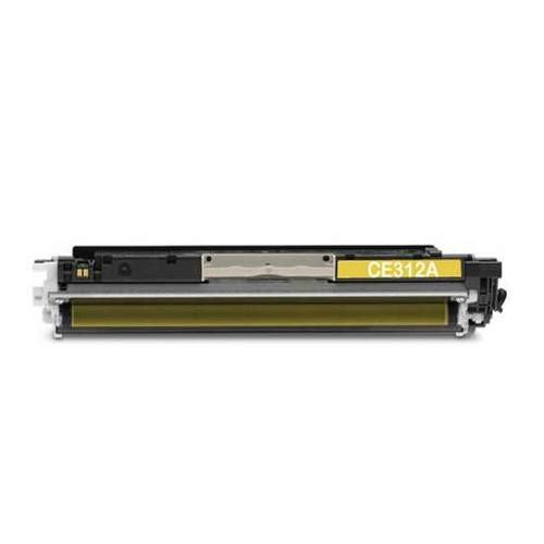 HP CE312A Toner Compatible Amarillo