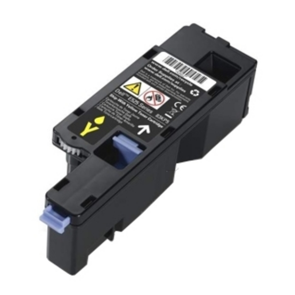 DELL E525W Toner Compatible Amarillo
