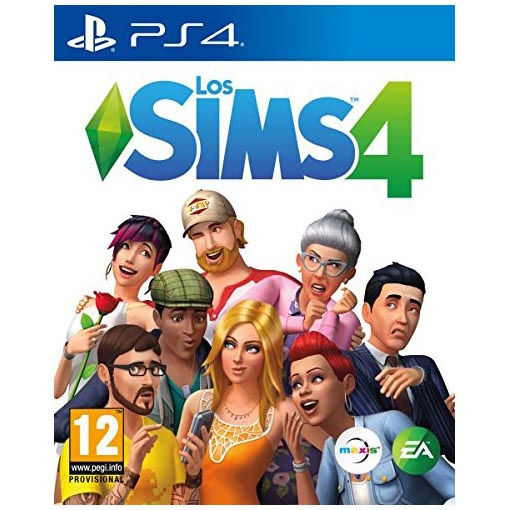 PS4 Juego The Sims 4