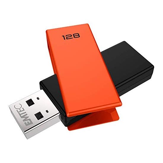 Pendrive 128GB Emtec C350 Brick