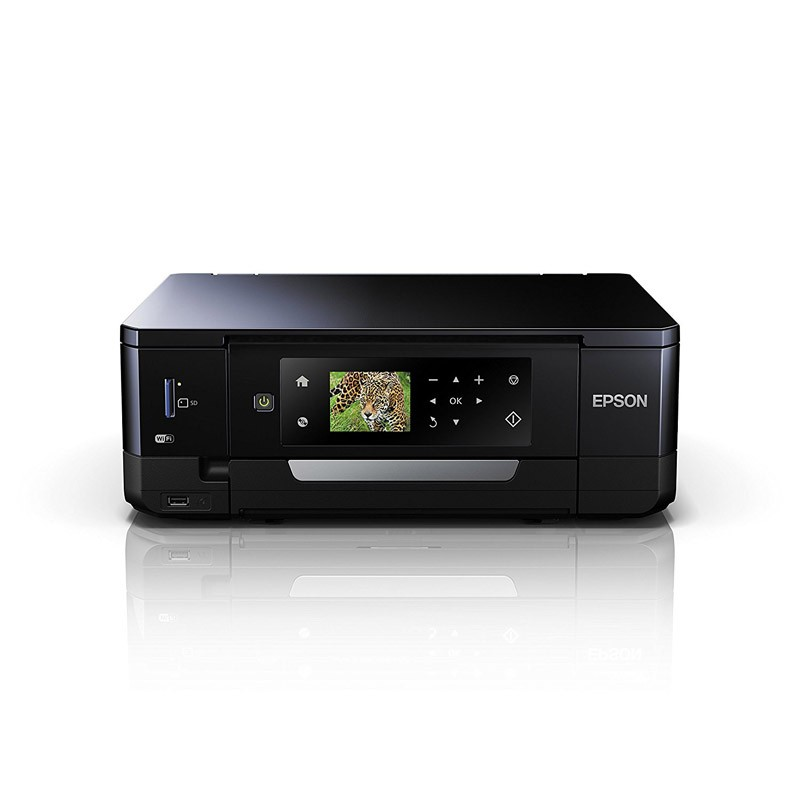 Impresora Multifunción Epson Expression XP-640  CD / DVD