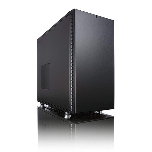 Caja PC ATX Fractal Define R5 Black