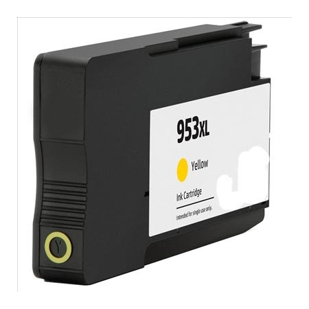HP953XL (Amarillo) Cartucho de Tinta Compatible