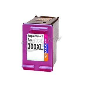 HP300XLC (Color) Cartucho de Tinta Compatible