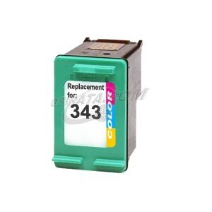 HP343C (Color) Cartucho de Tinta Compatible