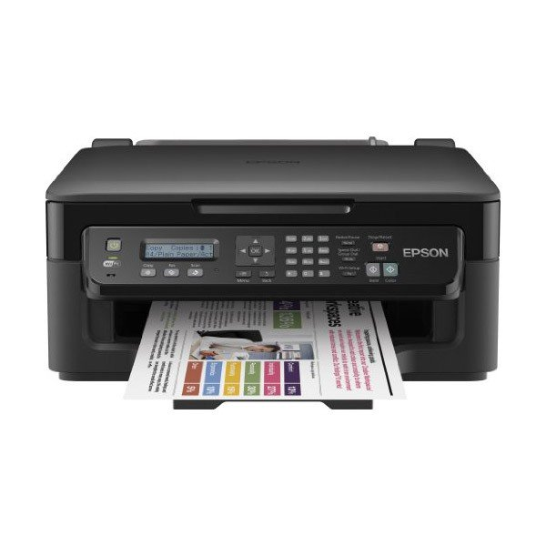 Impresora Multifunción Epson WorkForce WF-2510WF Wifi