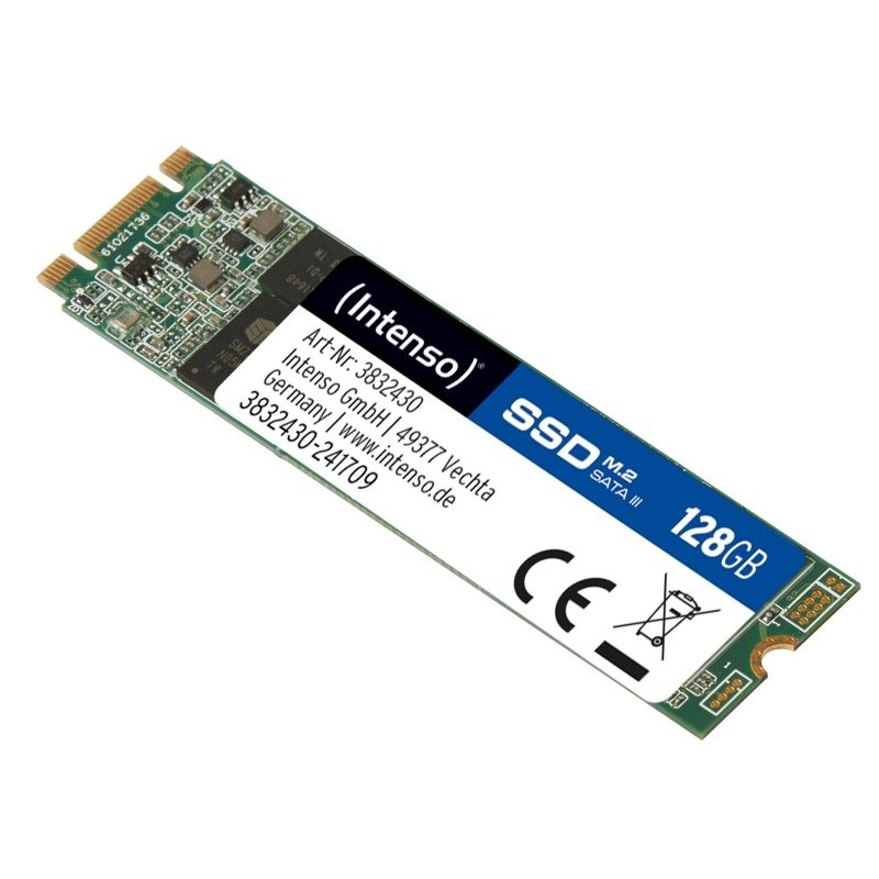 Disco M.2 SSD 128GB Intenso Top