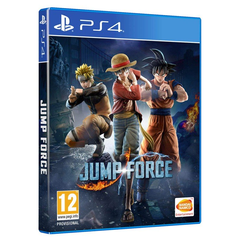 PS4 Juego Jump Force