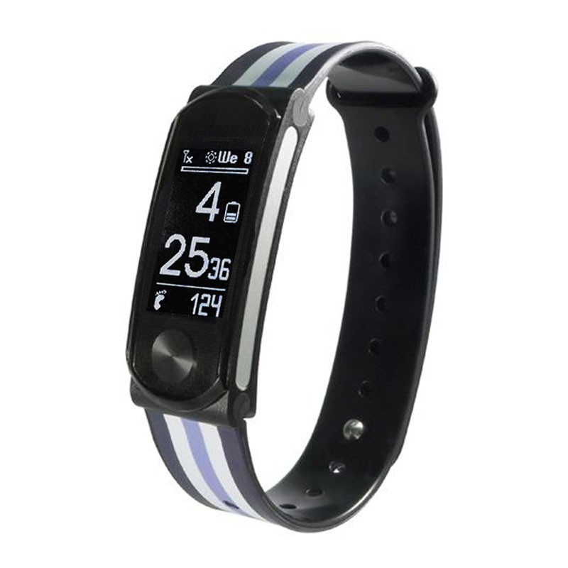 SmartBand Leotec Cool HR Stripes