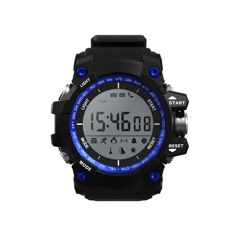 SmartWatch Leotec Montain Azul