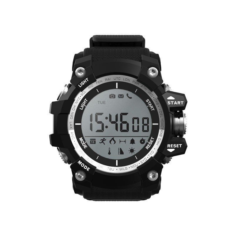 SmartWatch Leotec Montain Negro