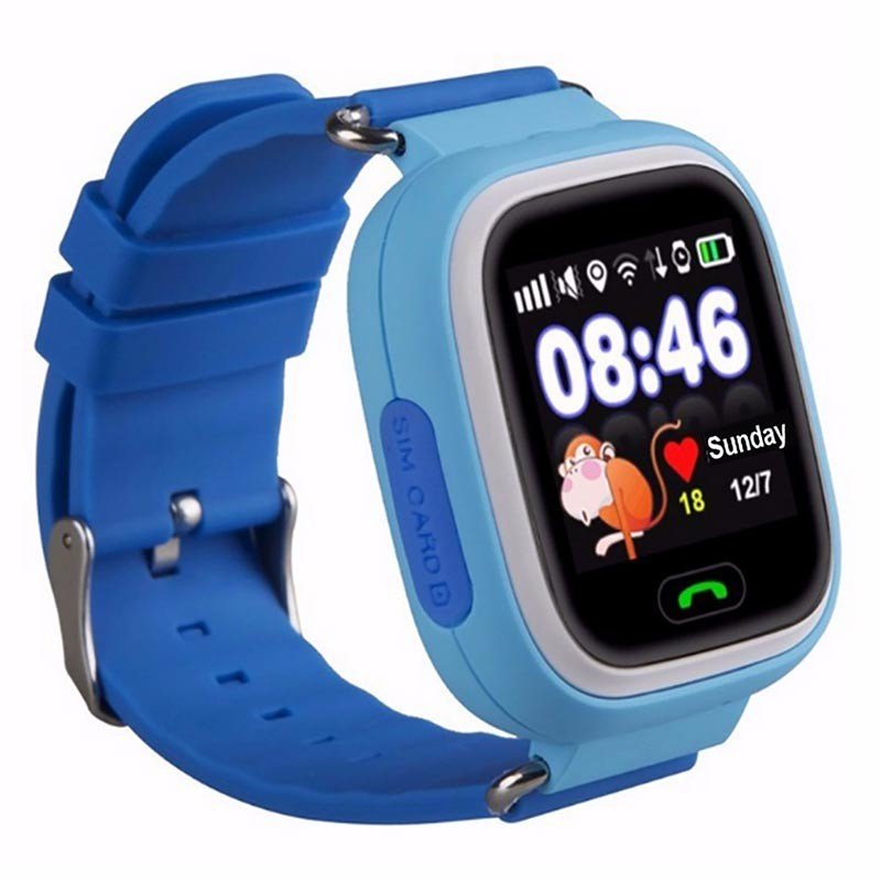 SmartWatch Infantil Leotec Kids Way Azul