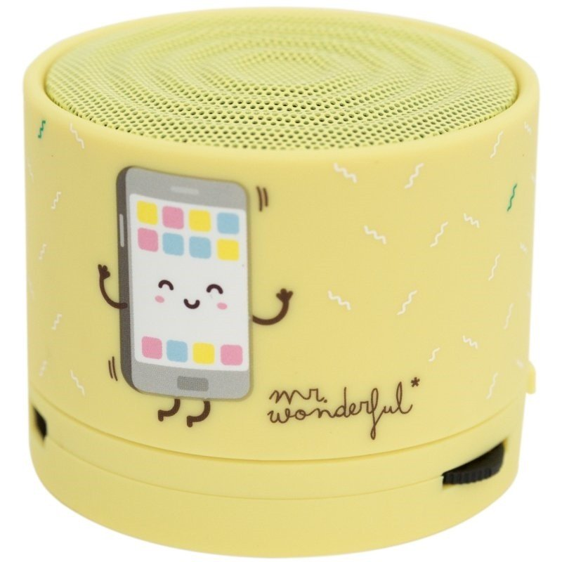 Altavoz Bluetooth MR Wonderful You Turn Me On