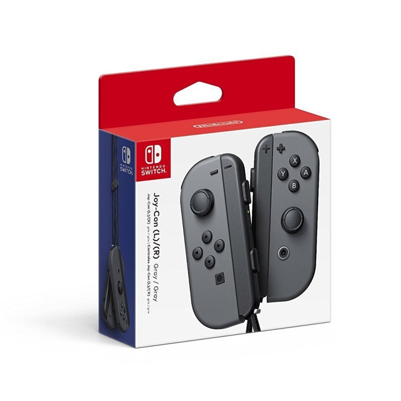 Nintendo Switch Joy-Con Gris