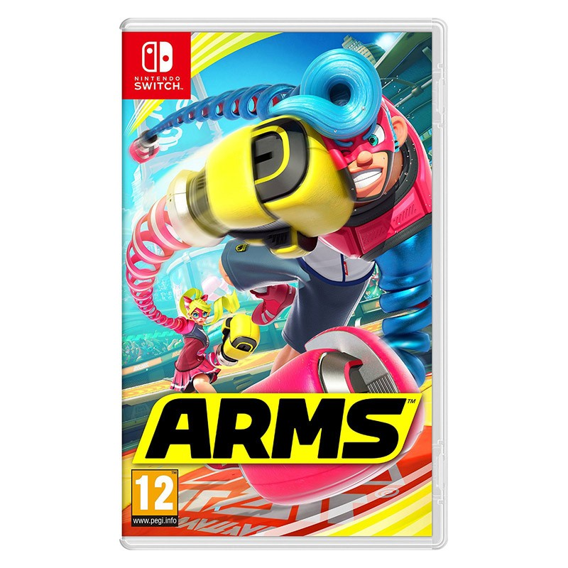 Nintendo Switch Juego Arms