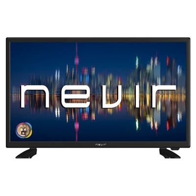 Nevir 7431 TV 24 LED  HD USB VGA HDMI 12V Negra