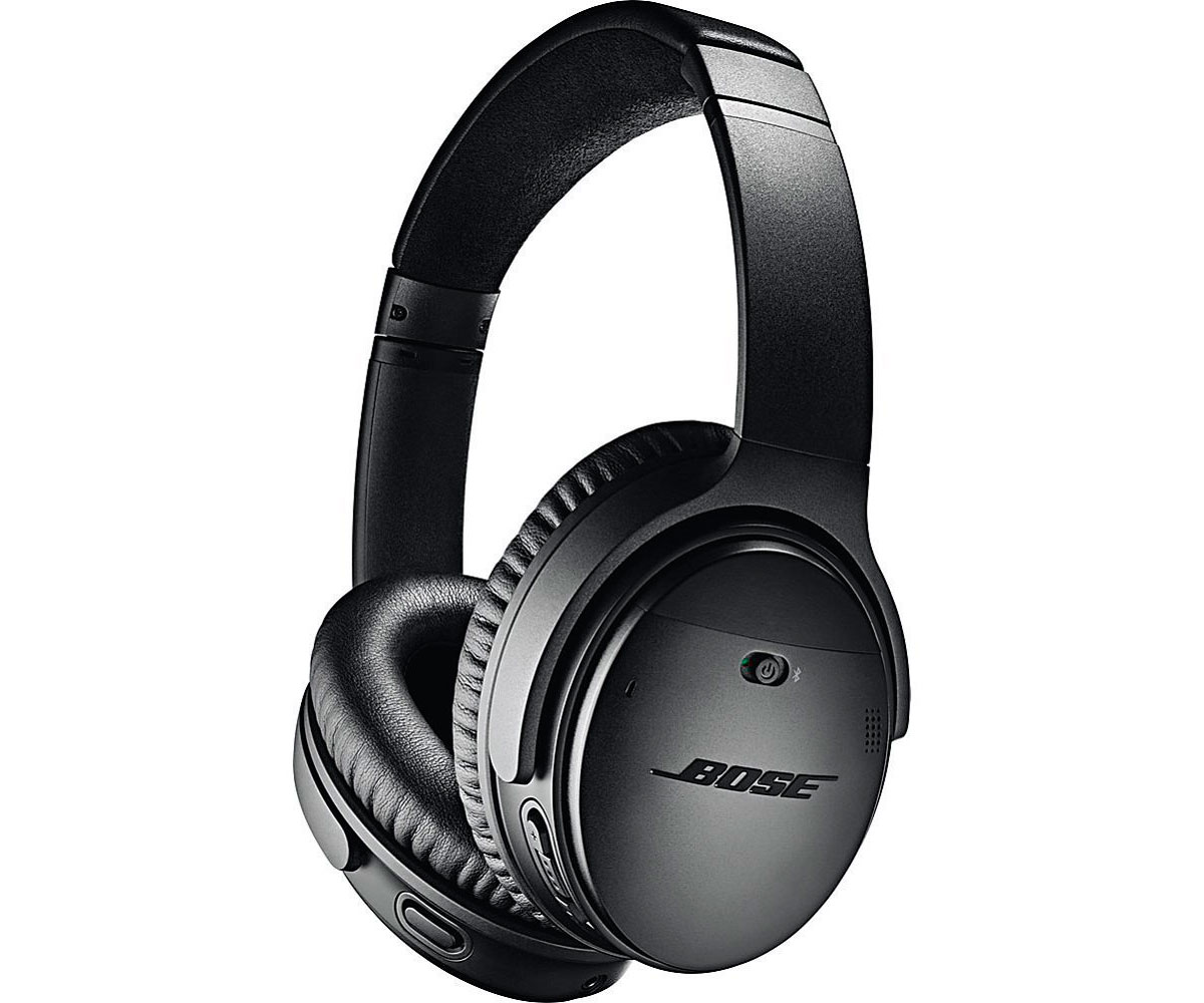BOSE QUIETCOMFORT 35 II NEGRO AURICULARES INALÁMBRICOS ACOUSTIC NOISE CANCELLING