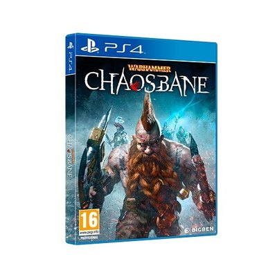 JUEGO SONY PS4 WARHAMMER CHAOSBANE
