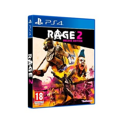 JUEGO SONY PS4 RAGE 2 DELUXE EDITION