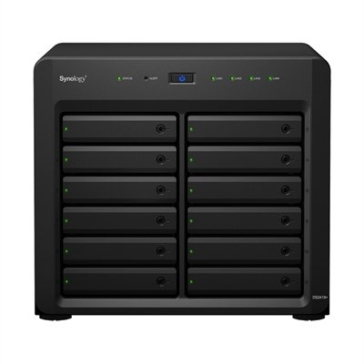 SYNOLOGY DS2419+ NAS 12Bay Disk Station