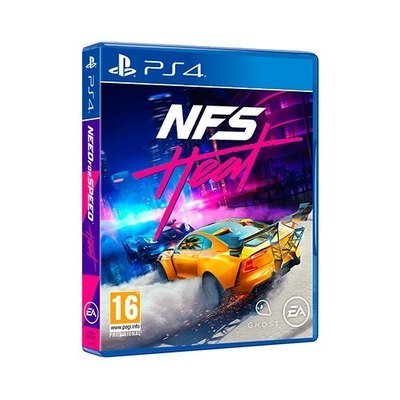 PS4 Juego Need For Speed Heat