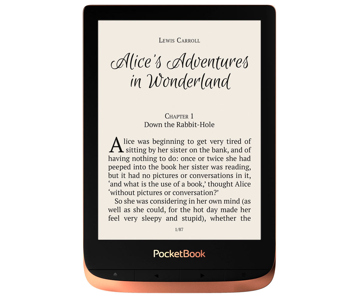 eBook PocketBook Touch 3 HD 6