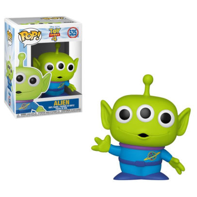 Funko pop disney toy story alien