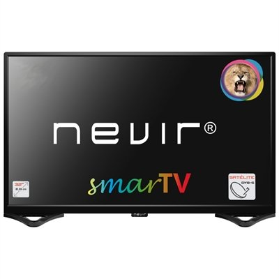 Nevir 8050 TV 32 LED Smart TV 2xUSB 3xHDMI Negra
