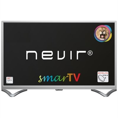 Nevir 8050 TV 32 LED Smart TV 2xUSB 3xHDMI Plata