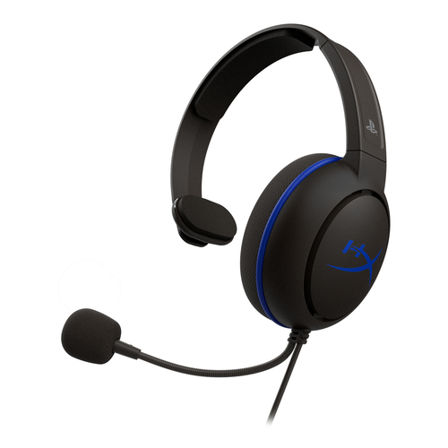 AURICULARES GAMING HYPERX CLOUD CHAT PS4 NEGRO