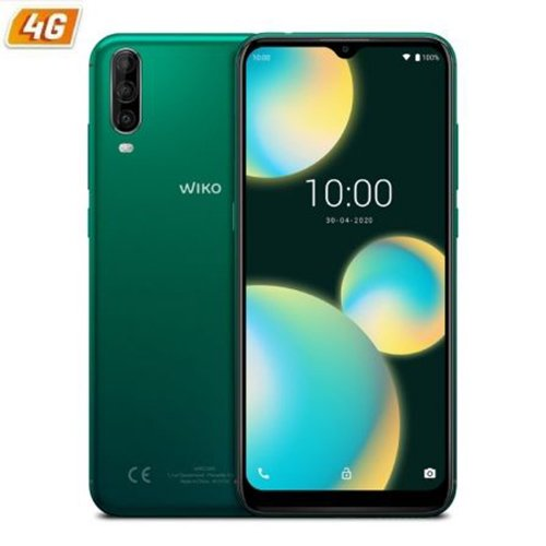 Wiko 4 Lite 2GB 32GB Deep Green