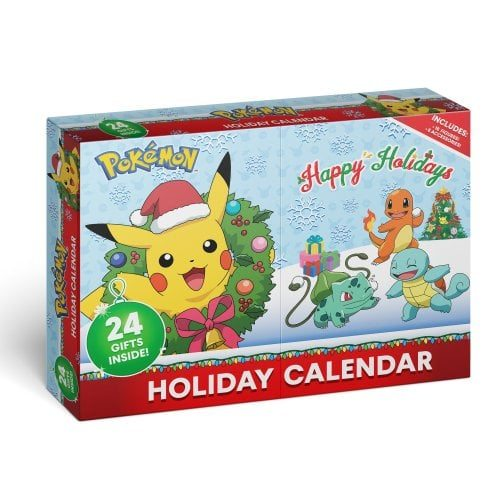 Funko pop calendario de adviento pokemon multicolor 2020 exclusivo