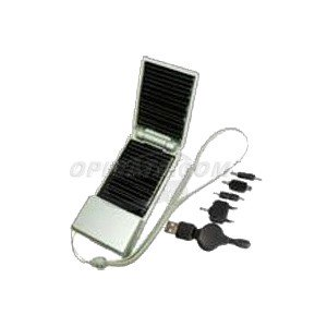 OMEGA CARGADOR SOLAR FOR MP3&MP4 PLAYER 0.4W