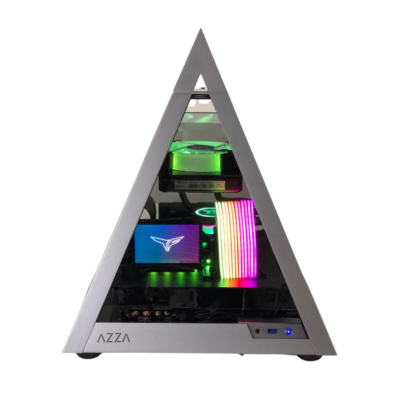 PC The Pyramid Pirate i9-10900K 32GB 500GB + 500GB SSD RTX 2080