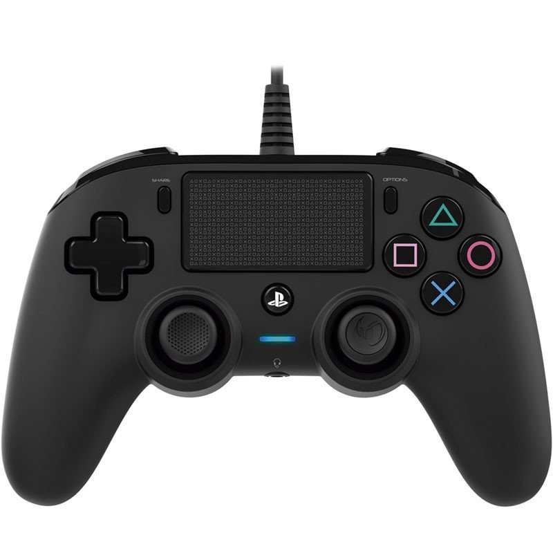 PS4 Gamepad Nacon Wired Negro