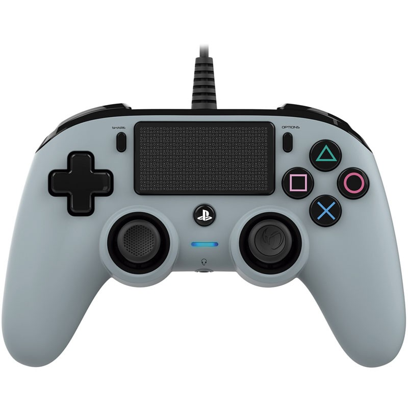 PS4 Gamepad Nacon Wired Gris