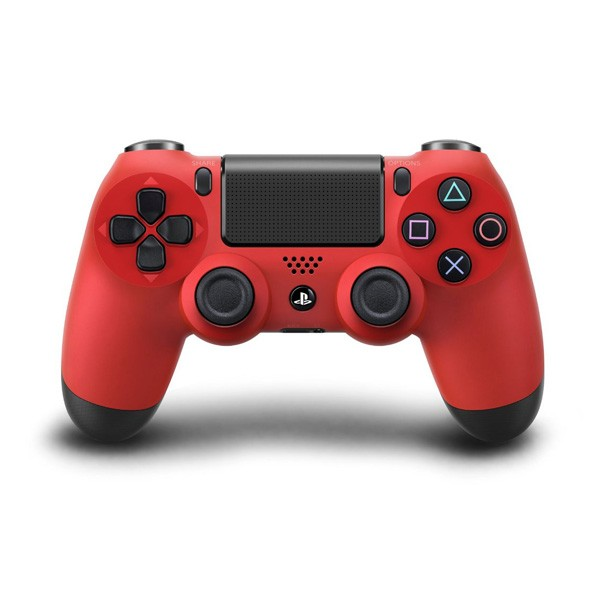 PS4 Sony Dual Shock 4 Rojo V2