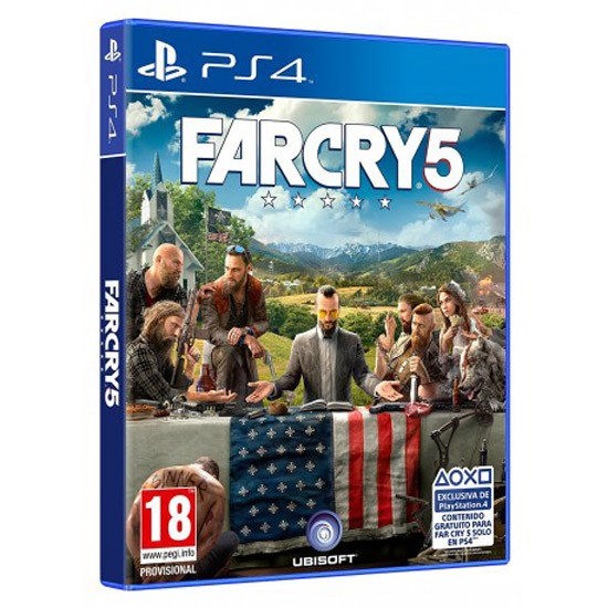 PS4 Juego Far Cry 5