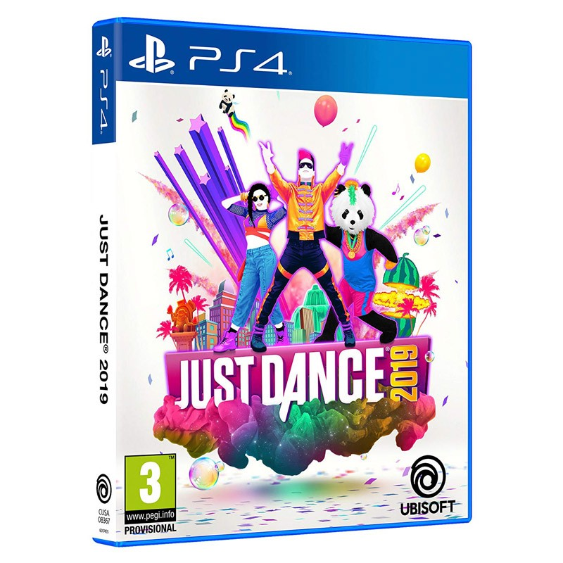 PS4 Juego Just Dance 2019