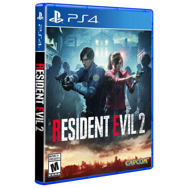 PS4 Juego Resident Evil 2