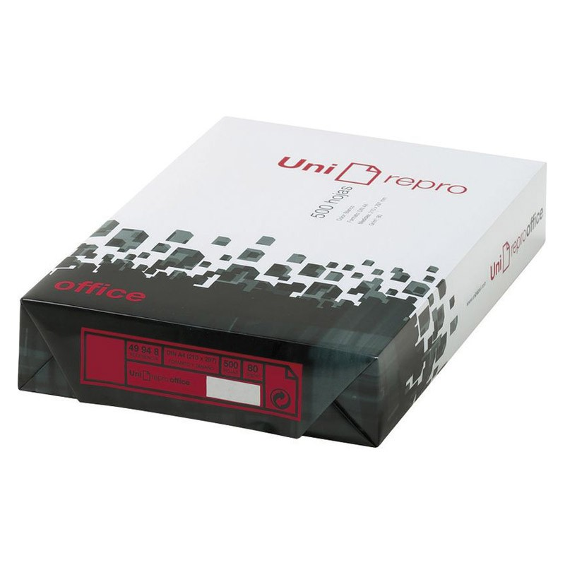 Papel Multifunción Uni-Repro Office DIN-A3 80g/m2 500 pcs