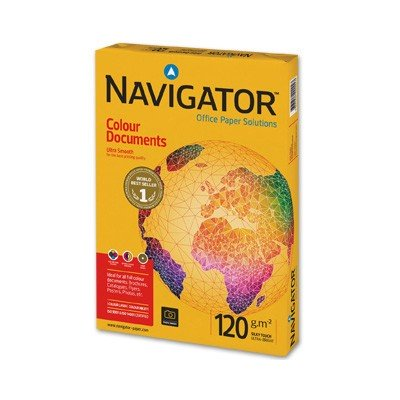 Papel Fotocopiadora Navigator Colour Documents A4 120g/m2 250pcs