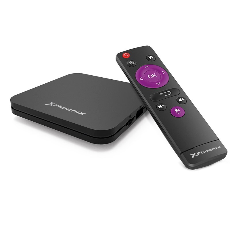 Phoenix DroidBox4k - SmartTV 4K / Android TV