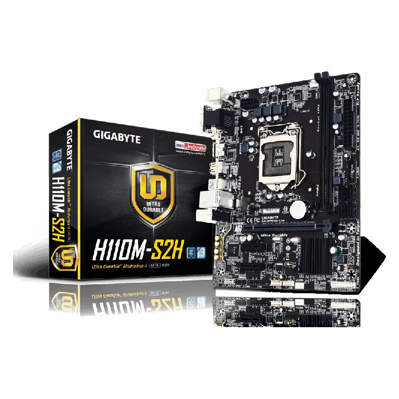 Placa Base Gigabyte GA-H110M-S2H Socket 1151