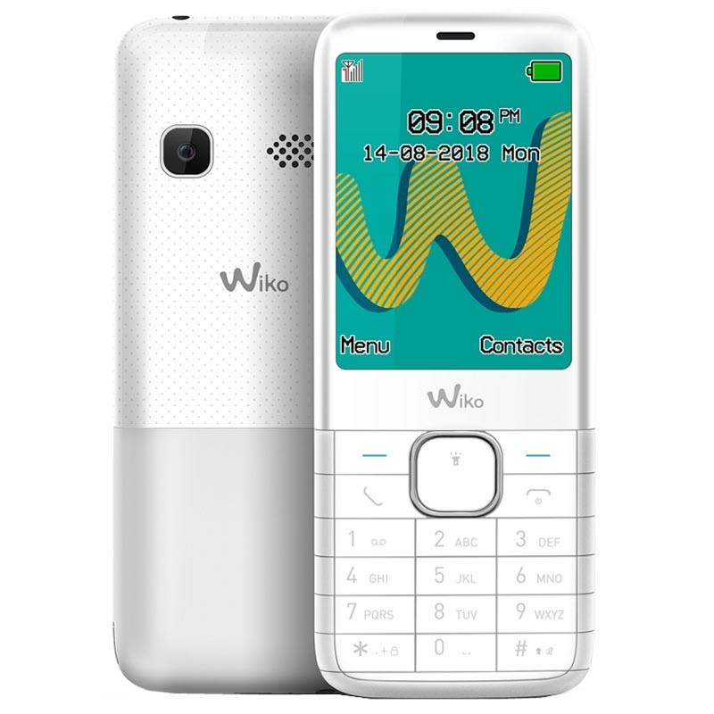 Wiko Riff3 Plus 2.4 Blanco