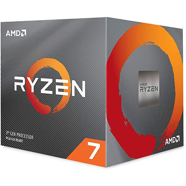 Procesador AMD Ryzen 7 3800X 3.9GHz 32MB AM4