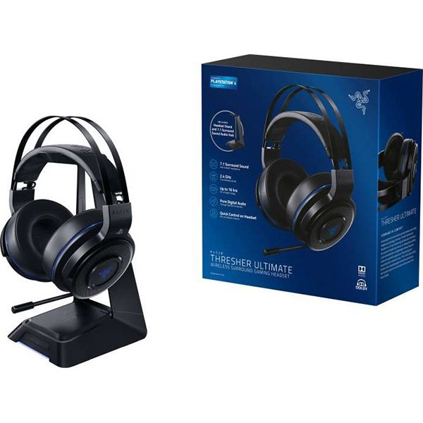 Auriculares Gaming Inalámbricos Razer Thresher Ultimate PS4